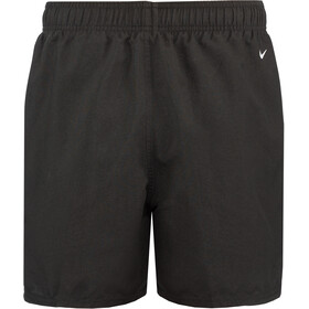"Nike Swim Logo Solid Lap 5"" Shorts de Volley Hombre, black"